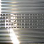 рулонные ворота alutech из стали