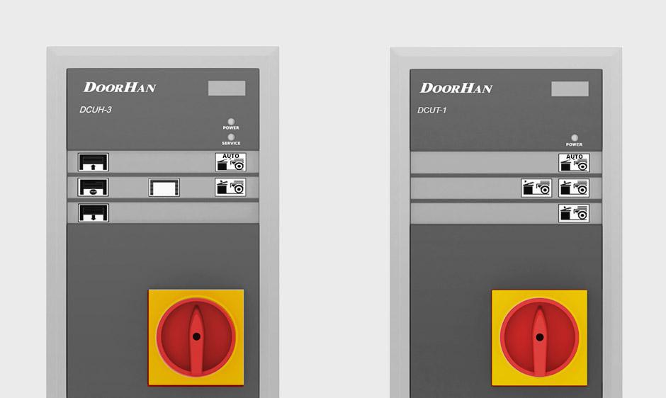 блоки управления doorhan DHUT и DHUH