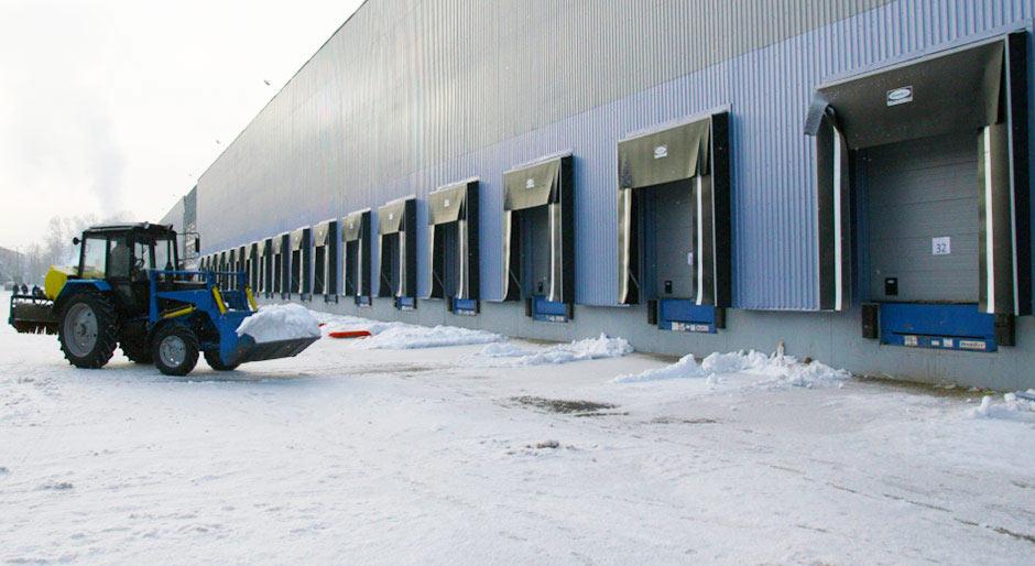 перегрузочное оборудование для промышленного комплекса