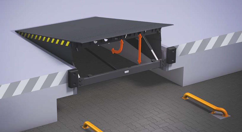 уравнительная платформа alutech sl