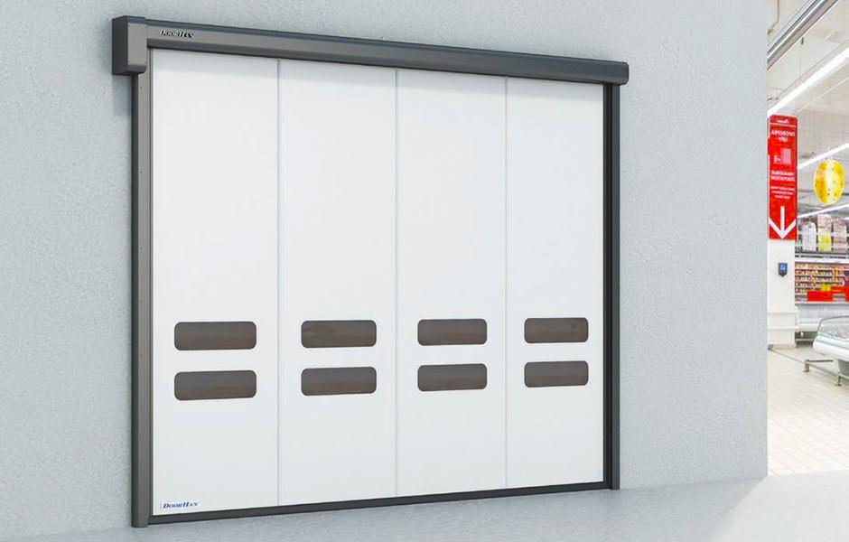 скоростные ворота doorhan dynamicroll basis
