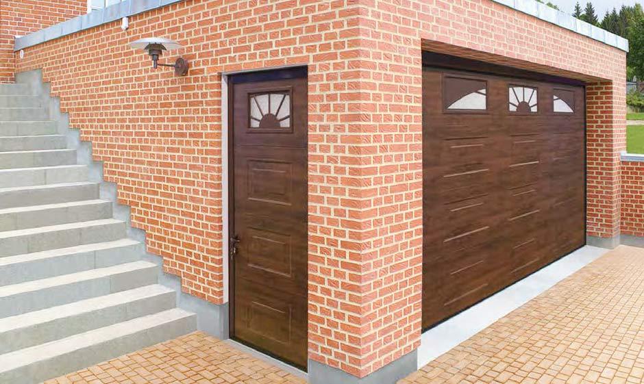 гаражная дверь
