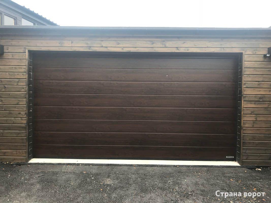 Заказать ворота на гараж в гараж в районе хорошевский купить